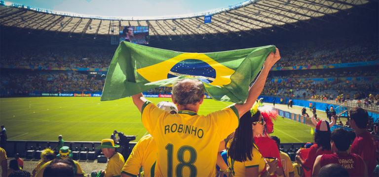 Football World Cup destinations